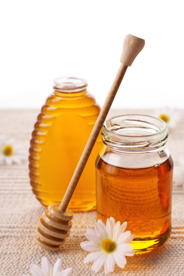 Raw Natural Honey is not only Yummy but Good for you too ...