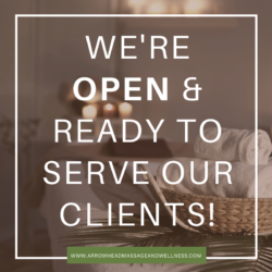 We're OPEN and Ready to Serve Our Clients!